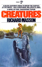 Richard Masson Creatures Cover Art by Roger Kastel