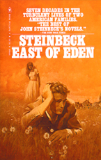 East of Eden Cover Art by Roger Kastel